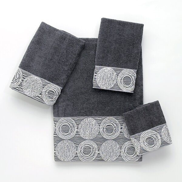 Galaxy 100% Cotton Hand Towel by Avanti Linens